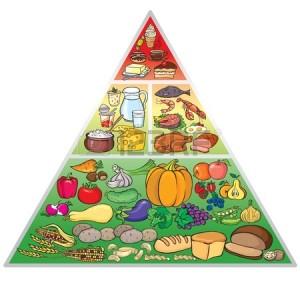 paleo pyramid