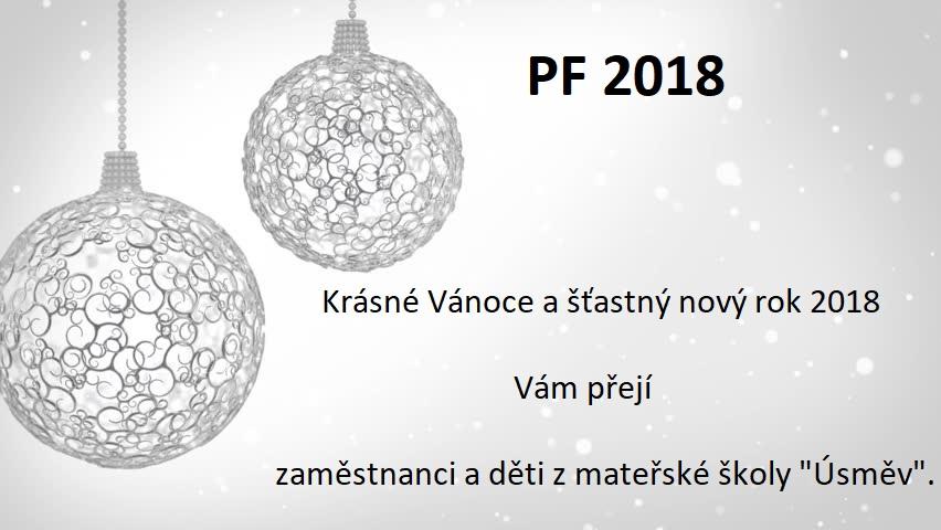 MŠ Úsměv PF 2018